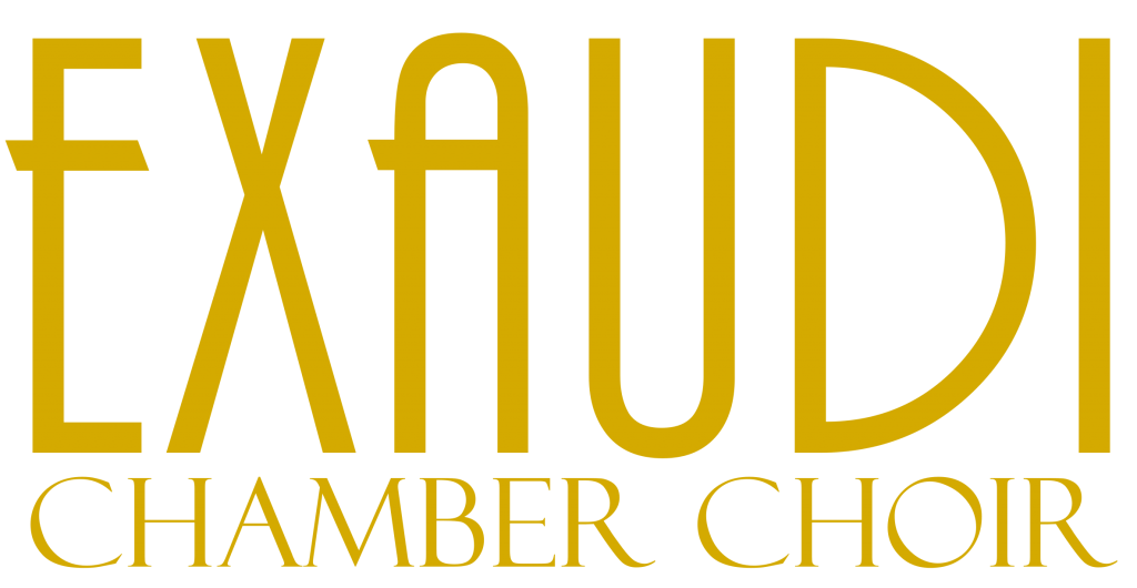 Exaudi Chamber Choir Logo