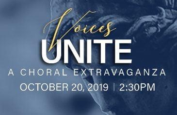 Voices Unite – A Choral Extravaganza